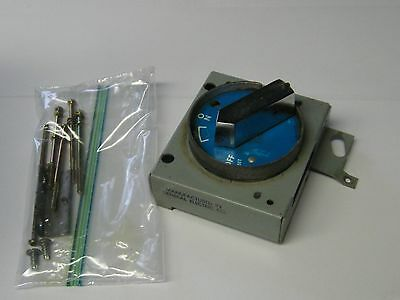 General Electric Rotary Disconnect Handle, TEFR1B, USED,  WARRANTY