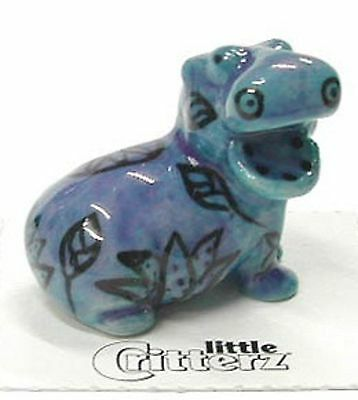 little Critterz LC613 - Egyptian Hippo (Buy any 5, get 6th free!)
