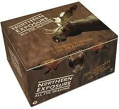 Northern Exposure Complete Series Collection 1-6 Box Set 28 Disc R4 New&sealed