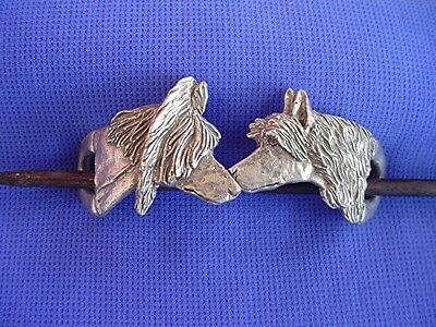 Chinese Crested hair jewelry for people #59F TOY dog jewelry by Cindy A. Conter