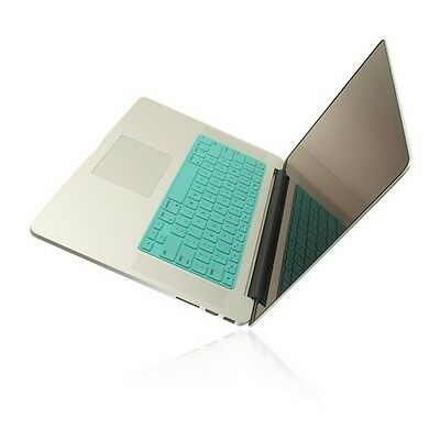 """Tifany Blue Keyboard Cover for NEW Macbook Pro 15"""" A1398 with Retina display"""