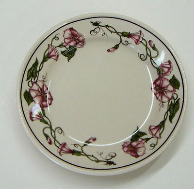 Shenango China Morning Glory 1 Dinner Plate 10 1/4""