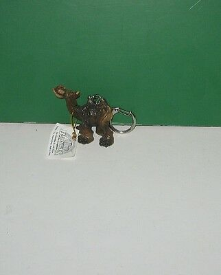 New John Raya Beasties of the Kingdom Camille The Camel Keychain