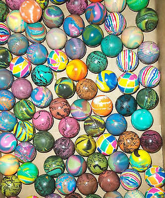 "2000 Superballs, Super, Bouncy Balls vending 27 mm, 1 "" Western USA Orders"