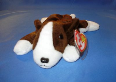 2330a7e0b4a TY BEANIE BABIES ~ BRUNO THE TERRIER 9-9-97 w tags NMT