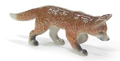 R323 Northern Rose Miniature  - Red Fox Cub Hunting