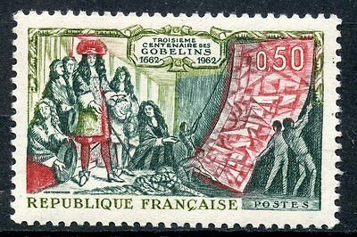 Stamp / Timbre France Neuf Luxe °° N° 1343 ** Manufacture Des Gobelins