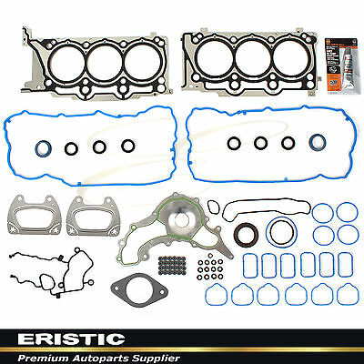Head Gasket Set 11-16 Chrysler Dodge 300 Caravan Journey Charger Durango VW 3.6L
