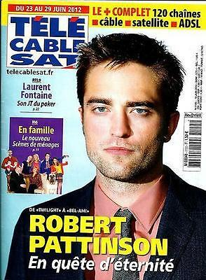 Mag 2012: ROBERT PATTINSON