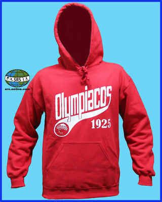 Olympiakos Piräus Olympiacos Hooded Sweatshirt Hellas Greece Super League