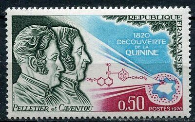 Stamp / Timbre France Neuf Luxe N° 1633 ** Decouverte De La Quinine