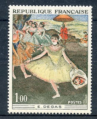 Stamp / Timbre France Neuf Luxe N° 1653 ** Tableau Degas
