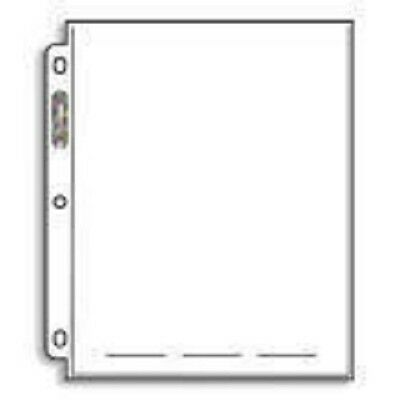 10 - 8 X 10 Photo 1 Pocket Collector Pages Archival Safe Brand New