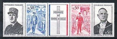 Stamp / Timbre France Neuf Luxe N° 1698A ** General De Gaulle