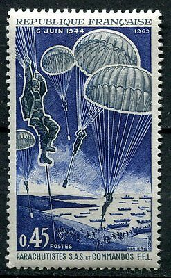 Stamp / Timbre France Neuf Luxe N° 1603 ** Liberation / Debarquent De Normandie