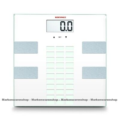 Soehnle Körper-Analysewaage Body Balance Easy Shape 63815