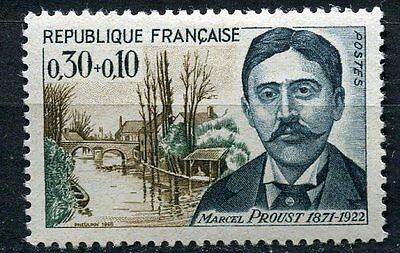Stamp / Timbre France Neuf Luxe ** N° 1472 ** Celebrite Marcel Proust