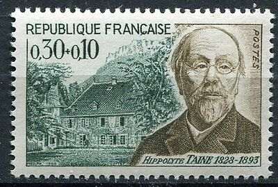 Stamp / Timbre France Neuf Luxe ** N° 1475 ** Celebrite Hippolyte Taine