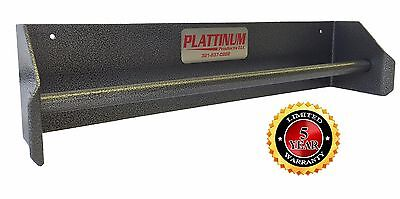 Plattinum Tie Down Strap Holder Hanger Organizer Large All Aluminum Made in USA