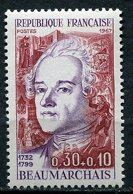 Stamp / Timbre France Neuf Luxe ** N° 1512 ** Celebrite Beaumarchais