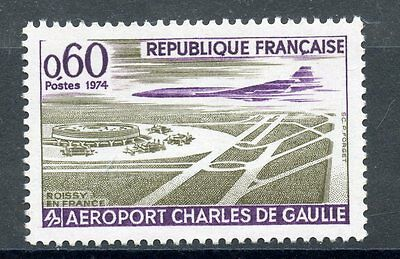 Stamp / Timbre France Neuf Luxe N° 1787 ** Aeroport De Charles De Gaulle