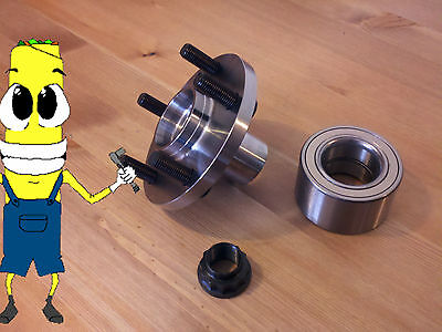 Toyota Corolla Front Wheel Hub And Bearing Kit Assembly 2003-2010