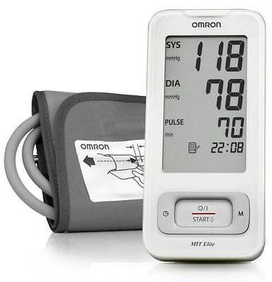 Omron MIT Elite Upper Arm Blood Pressure Monitor