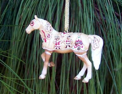 Painted Ponies Village Christmas Cookie Christmas Ornament