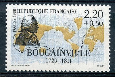 Stamp / Timbre France Neuf N° 2521 ** Celebrite / Bougainville