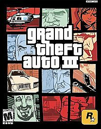 GRAND THEFT AUTO III~IN GOOD CONDITION~PLAYS FINE~L@@K~NICE
