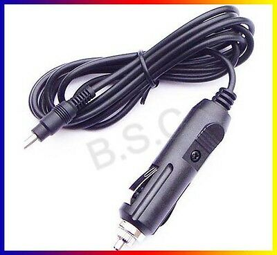 For Nextbase Click 9 Portable DVD Player 12V Car Charger Power Supply Adaptor
