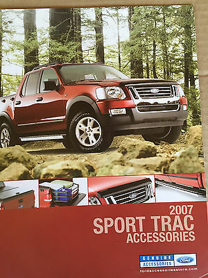 Excellent  2007 SPORT TRAC ACCESSORIES 07