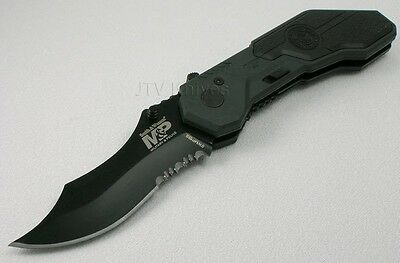 Smith & Wesson S&W Knives M&P Assisted Open Folding Knife SWMP1BS