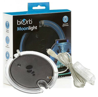 Reef One Biorb Biube Led Moonlight Light + Adaptor Ring Baby 15 30 60 Fish Tanks