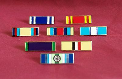 Fire Police Army Navy Air Force Ambulance Life Boat Jubilee Enamel Medal Ribbons