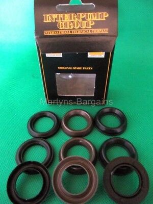 Kit 148. Interpump Pressure Washer Pump Water Seal Kit. WS92,WS132,W162,WS162