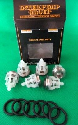 Kit 123. Interpump Intake/Delivery Valve Kit For Interpump 44 Series.