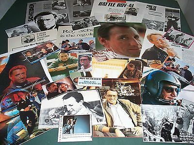 Roy Scheider - Film Star - Clippings/cuttings Pack