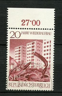 Austria 1965 SG#1442 20 Years Of Reconstruction Cto Used #20389
