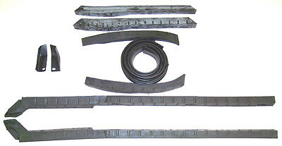 1960-1962 Ford Galaxie, Sunliner convertible top frame weatherstrip seal set