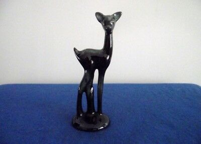 Canadian Pottery Small Fawn Figurine