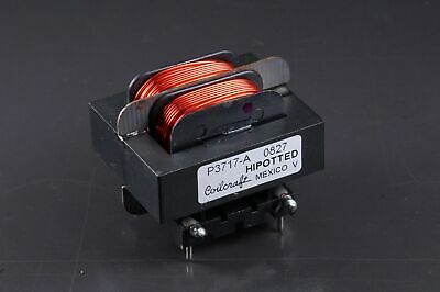 P3717-A Coilcraft Combination Line Filter Choke Common / Differential Mode NOS