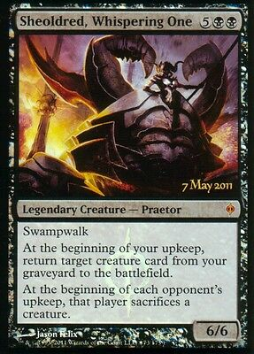 Sheoldred, Whispering One FOIL | NM | Prerelease Promos | Magic MTG