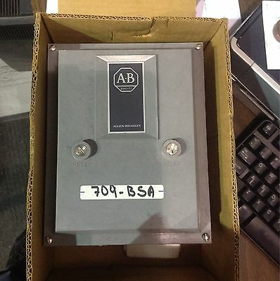 Allen Bradley Enclosure 709-BSA