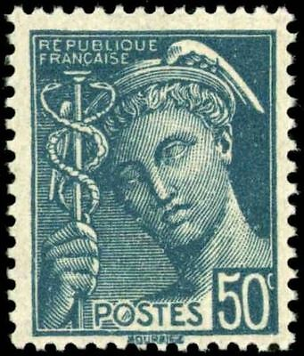 Stamp / Timbre France Neuf N° 538 ** Type Mercure