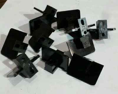 Allen Bradley end pieces 23 in box 1492-15E