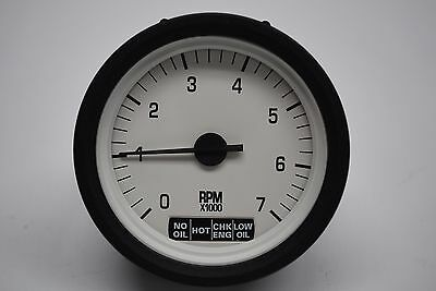 New Johnson Evinrude Outboard System Check Tach 176309 764017 Tachometer