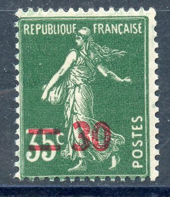 Stamp / Timbre De France Neuf N° 476 ** Type Semeuse Surchargee