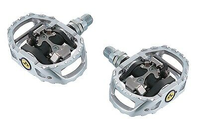 shimano system pedale pd a 530 spd silber inkl cleats. Black Bedroom Furniture Sets. Home Design Ideas