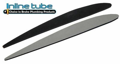 68 69 Pontiac GTO Judge Lemans Tempest Spoiler Wing End Pads with Adhesive